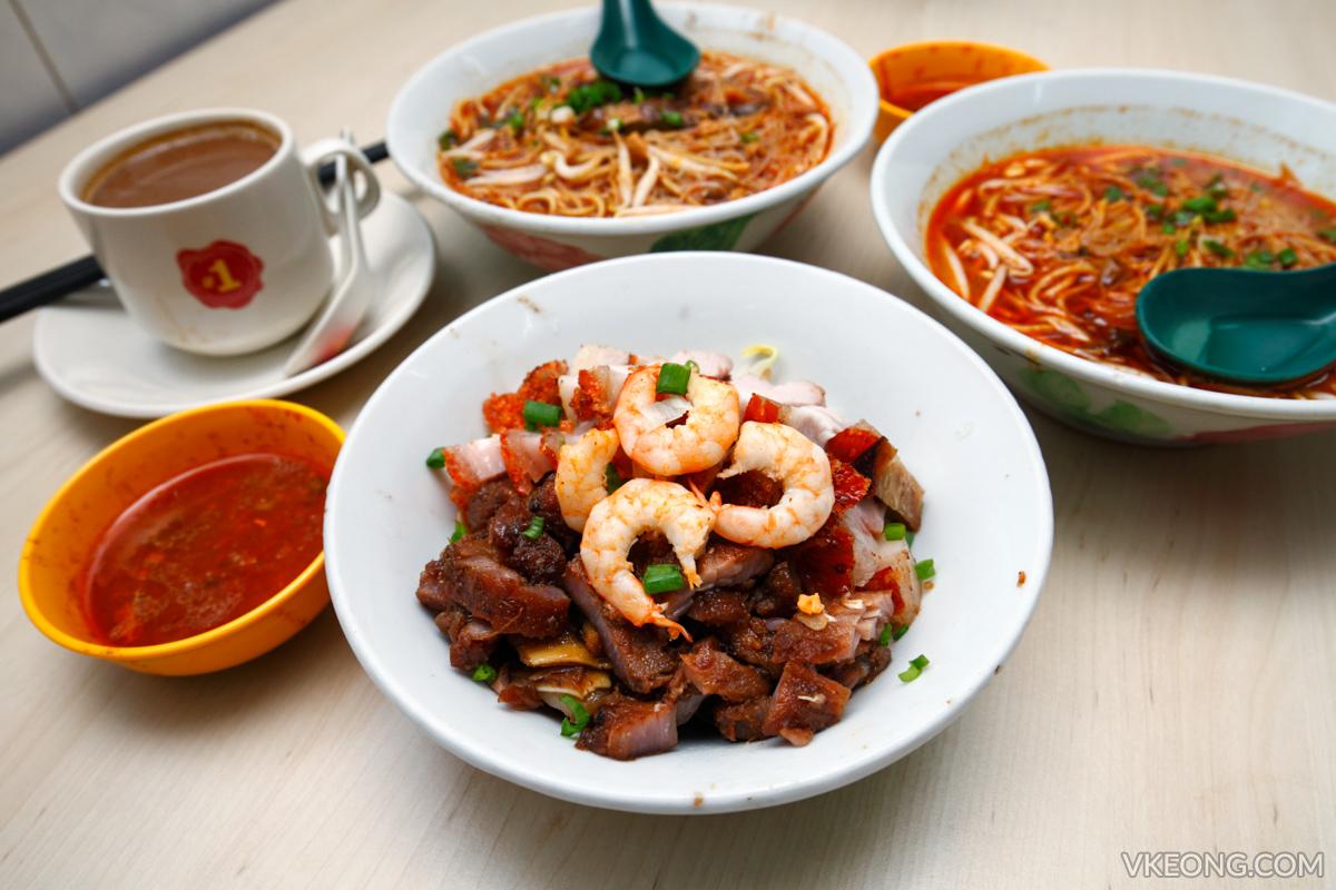 Xin Quan Fang Curry Mee