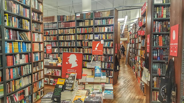 NYC Bookstores_Strand (1)
