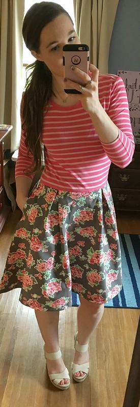 Matilda Jane Vault Dress Always Flowers