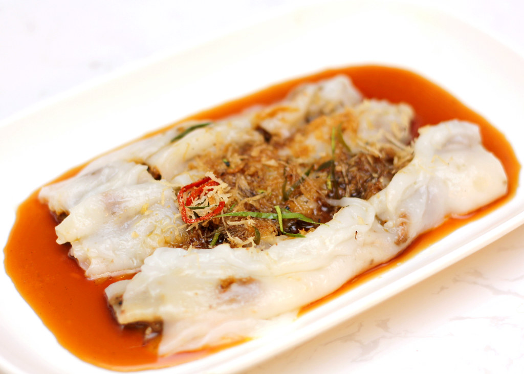 The Dim Sum Place: Lamb Rendang Vermicelli Rice Chee Cheong Fan