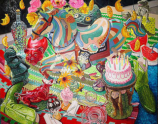 Party Horse by Margie Guyot