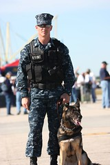 Navy Military Police K-9 NAS Pensacola 2009. God Bless and… | Flickr