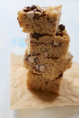 Salty and Malty Brown Butter Treats | by joy the baker