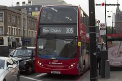 Alexander Dennis Enviro 400 Hybrid - SK14 CTU - 12323 - Stagecoach - Kings Cross London - 140923 - Steven Gray - IMG_9611
