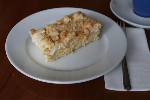 Mandarinen-Schmand-Blechkuchen