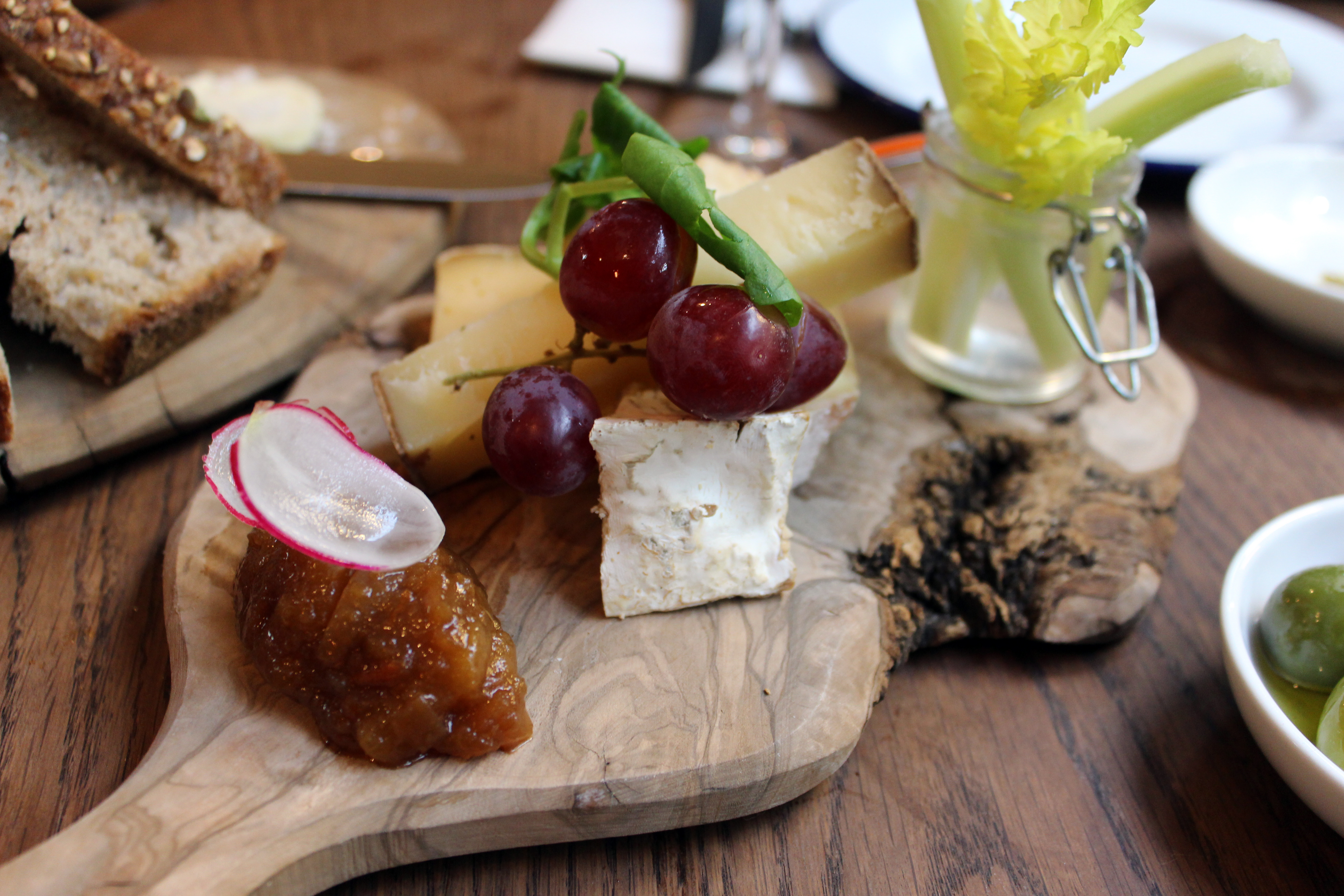 Bordelaise cheese board