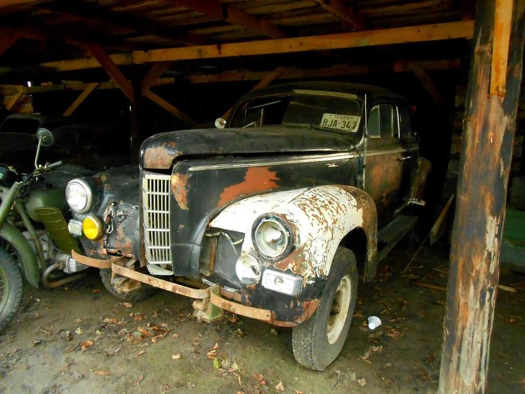 Музей ретроавтомобилей забродье