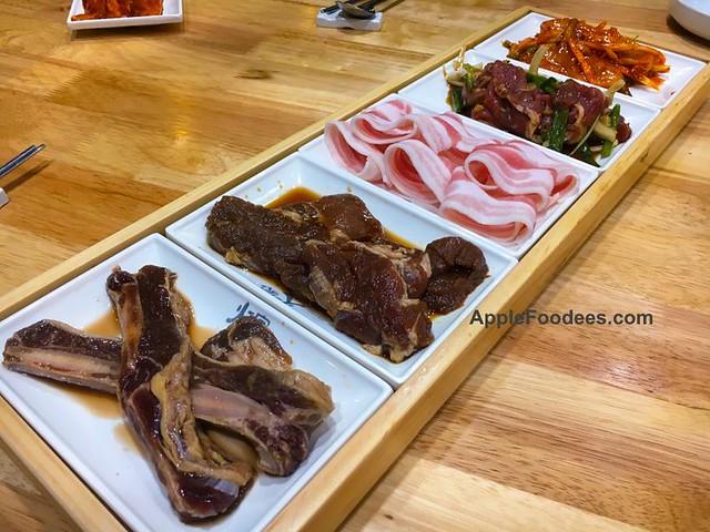 Hwa Ga Mont Kiara A La Carte Korean BBQ Meats