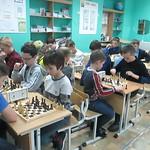 Шахматный матч между командами школы  № 2 и школы № 33 | 2017