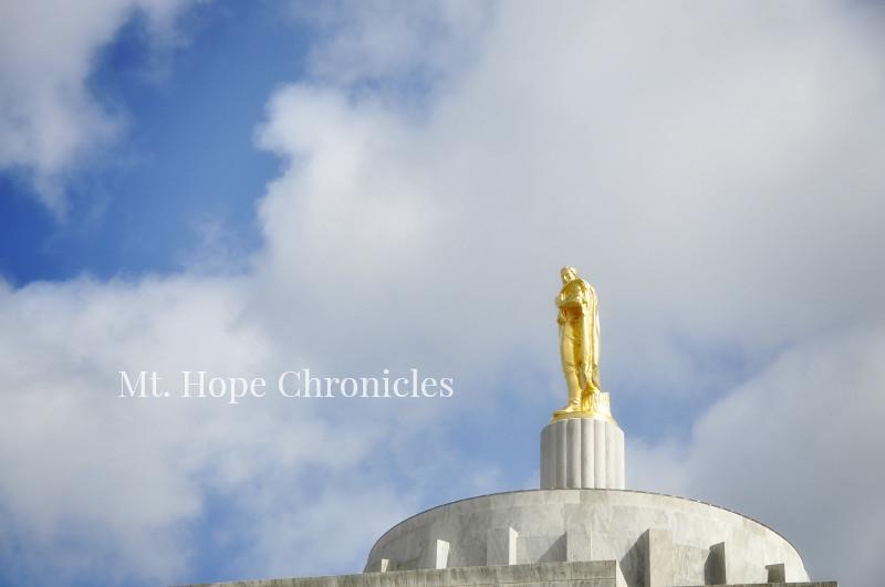 TeenPact @ Mt. Hope Chronicles