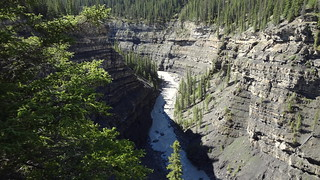 highway 11, crescent falls and nordegg alberta | by vagabondexpedition