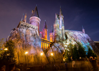 Universal - Hogwarts | by Jeff Krause Photography