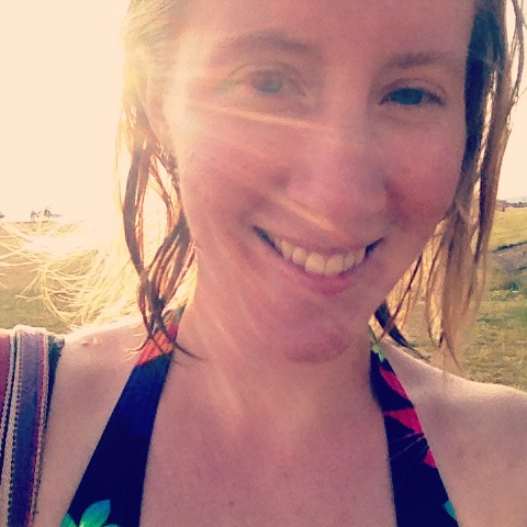 me, after swimming, helsingborg