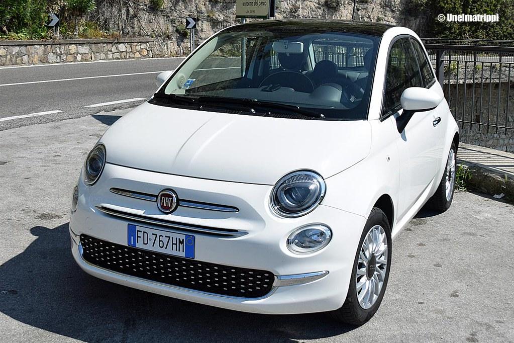 Unelmatrippi 20160526 Fiat 500