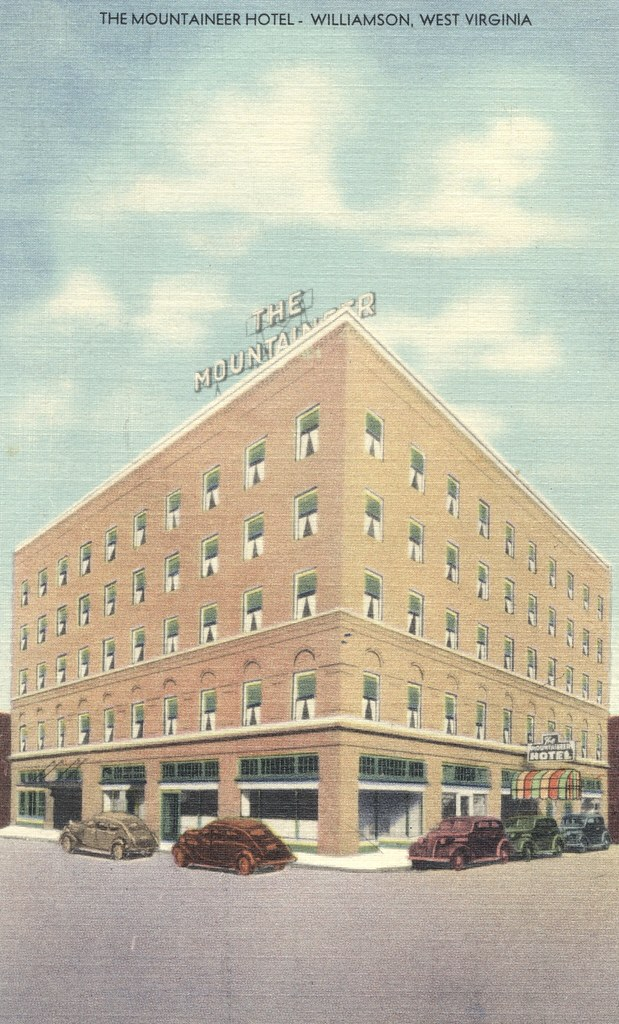 Mountaineer Hotel - Williamson, West Virginia