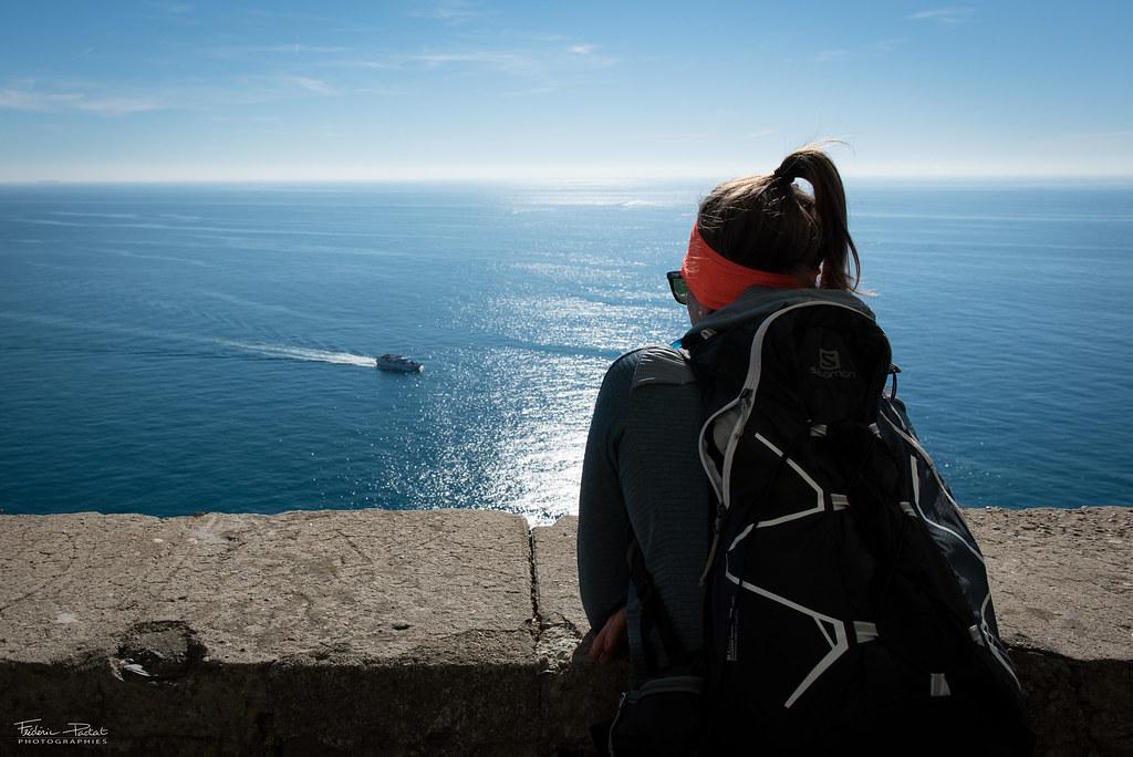 Point de vue depuis Corniglia
