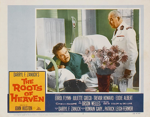The Roots of Heaven - lobbycard 2
