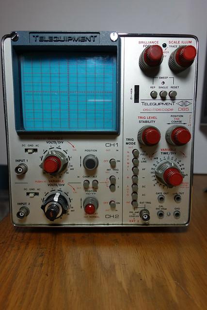 Telequipment D65