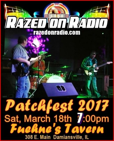 Razed On Radio 3-18-17