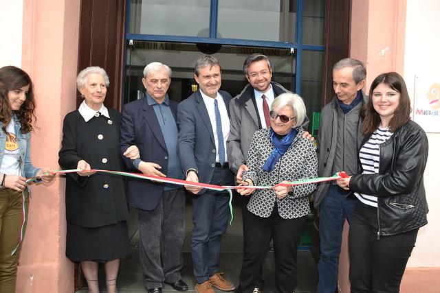 "Biblioteca civica ""Giovanni Arpino"""
