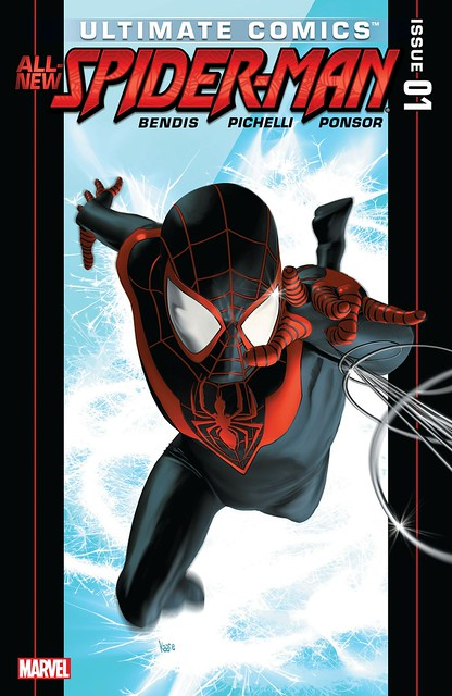 Ultimate Comics Spider-Man v2