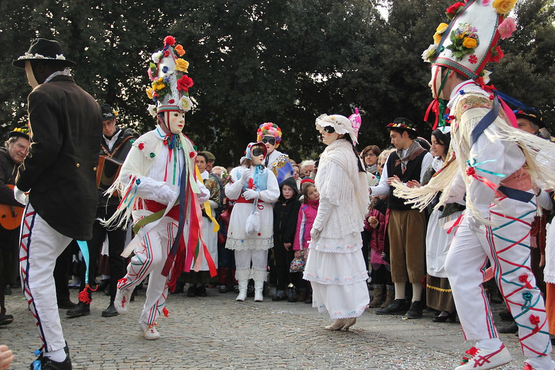 'Carnival King of Europe', San Michele all'Adige, ITALY