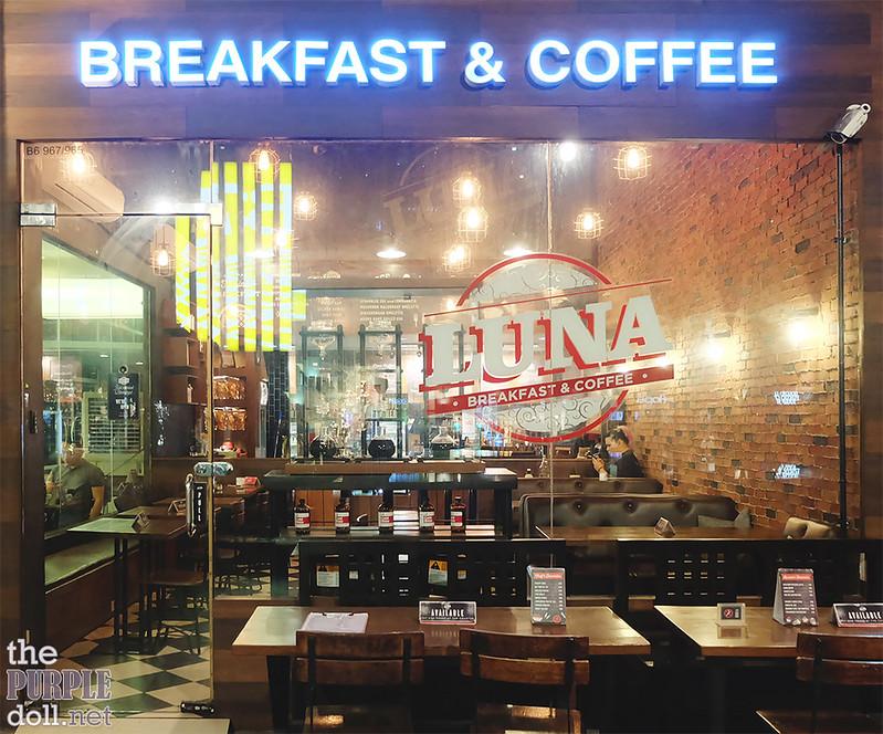 Luna Breakfast and Coffee Bonifacio High Street BGC