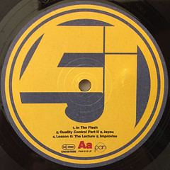 JURASSIC 5:JURASSIC 5(LABEL SIDE-A)