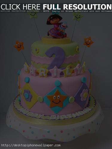 Fiesta Dora Birthday Cake Best Foods Pics 2014 Fun Fiesta Flickr
