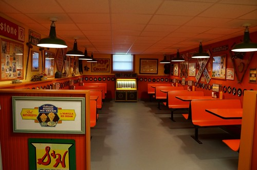 Joe's Diner - Route 66, Towanda, Illinois | by RoadTripMemories
