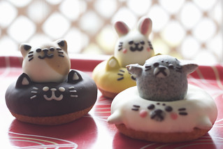Animal donuts | by Japanexperterna.se