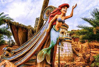 Under the Sea ~ Journey of The Little Mermaid | by Gary Burke.