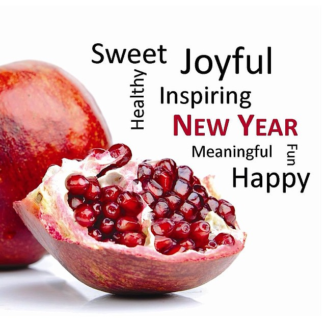 Happy New Year Wishing Everyone A Year Of Sweetness