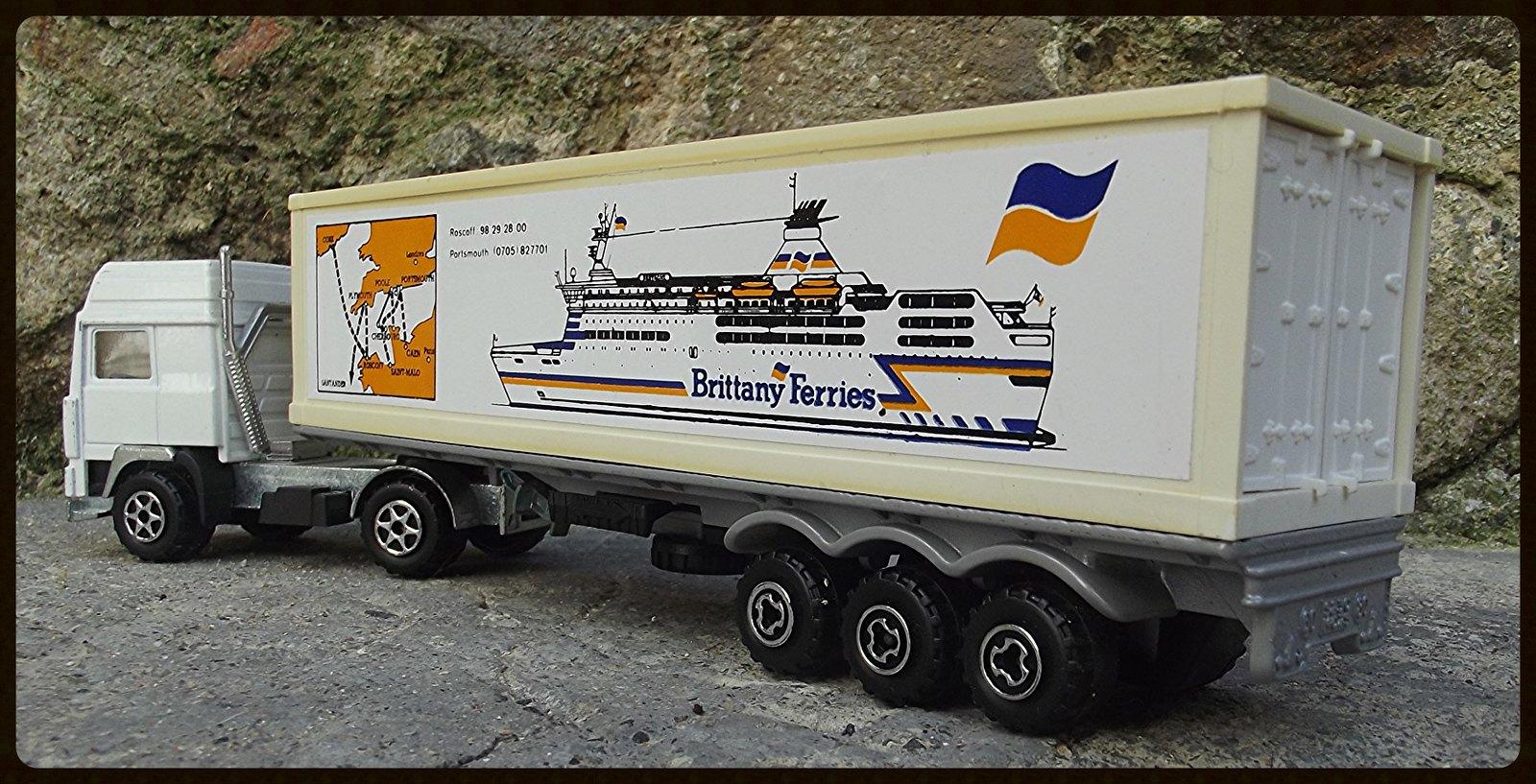 Brittany ferries /truckline ferries. 15182194168_3e304b6675_h