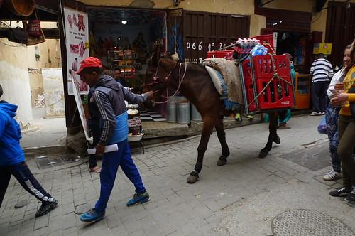 Soda Deliver - Fes, Morocco