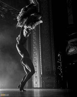 RAY GUNN monde ose burlesque ball 03 | by Eva Blue
