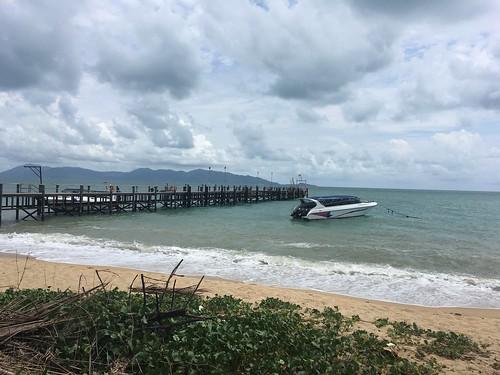 今日のサムイ島 3月27日 メナムビーチ