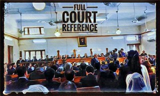 Full Court Reference of Justice Sajjad Ali Shah in High Court Sindh Karachi. | by Shoiab Safdar