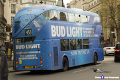 Wrightbus NRM NBFL - LTZ 1286 - LT286 - Bud Light - Marylebone 453 - Go Aheadd London - London 2017 - Steven Gray - IMG_8872
