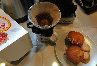 Peet's Coffee and Tea - Major Dickason's Blend Dark Roast Pour over Pan Lido
