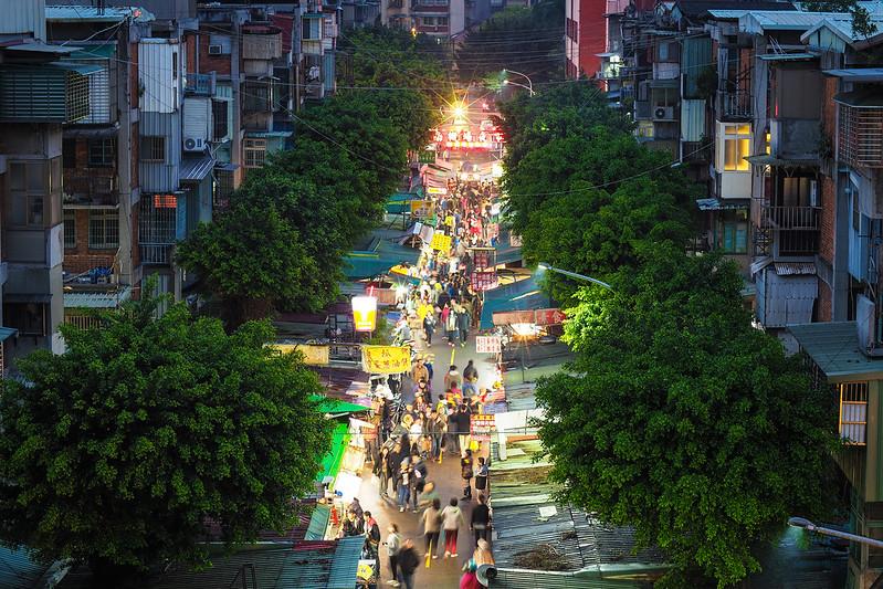 南機場夜市|Nanjichang Night Market