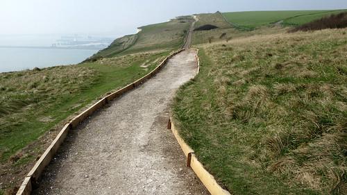 Walk into Dover