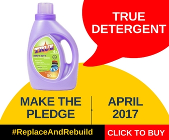 True Detergent Black Owned Replace and Rebuild Initiative