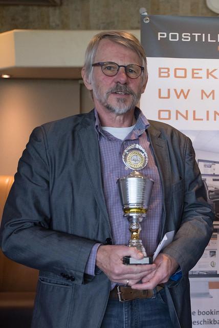Ruurd Kunnen, winnaar Challenger