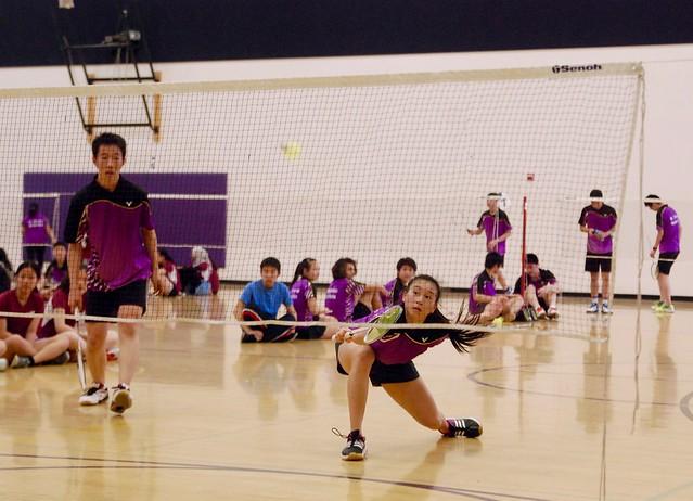 Badminton vs Cupertino HS