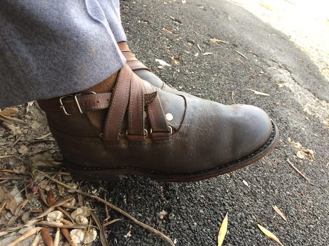bota de pestana