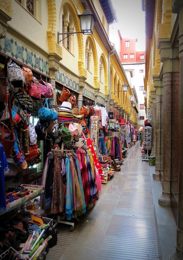 Image result for old arab market
