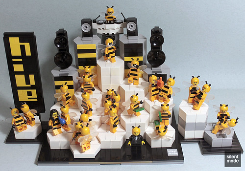 MOC: The Hive | by .SilentMode