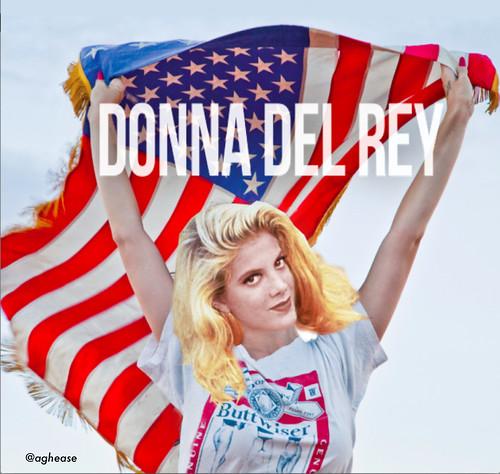 Lana Del Rey Facebook Cover Flag Donna Del Rey L...