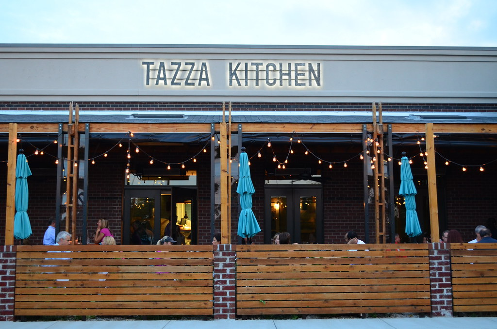 Tazza Kitchen | Dinner at Tazza Kitchen | pjpink | Flickr